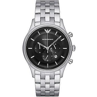 Emporio Armani Ar11017 Black Dial Men's Watch