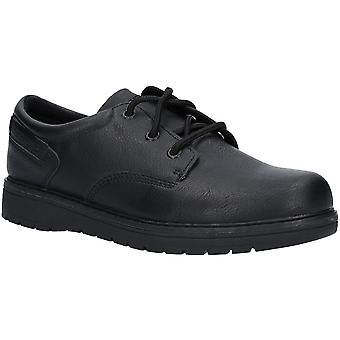 Skechers Boys Gravlen City Zone Lace Up Smart Oxford Shoes