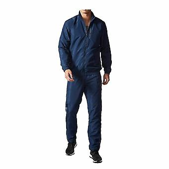 Adidas Men's Poly Woven Basic Tracksuit - AY3009