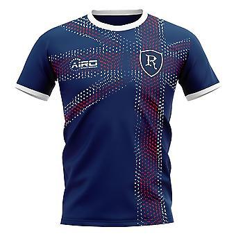 2019-2020 Glasgow Home Concept fodboldtrøje-Dame
