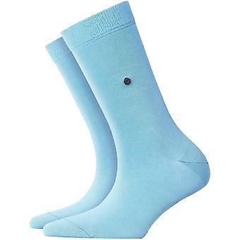 Burlington Lady sokker-himmelen blå
