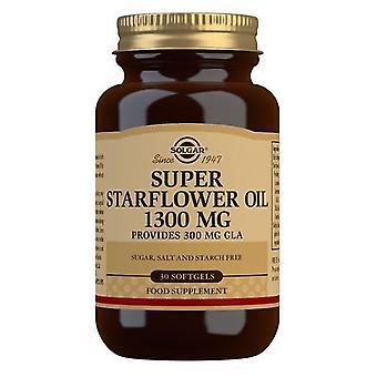 Solgar Super Starflower Oil 1300mg Softgels 30 (2675)
