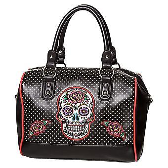 Απαγορευμένη Dia de Muertos τσάντα
