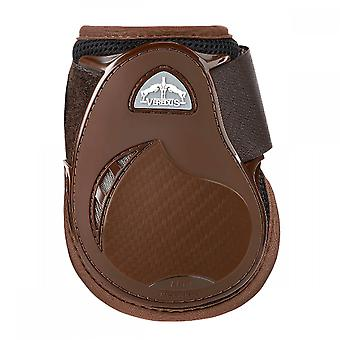 Veredus Young Jump Vento Rear Fetlock Boots - Brown