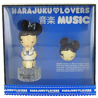 Gwen Stefani Harajuku Lovers Music Gift Set 30ml EDT + 1.2g Solid Perfume