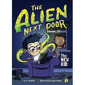 L'étranger 1 Next Door: Le petit nouveau (Alien Next Door)