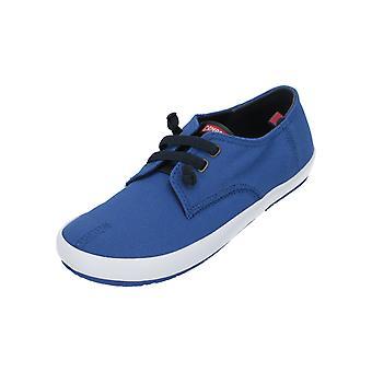 Camper Peu 18872-026 Uomo Men's Sneaker Lace-up Shoes Blue NEW OVP Sale