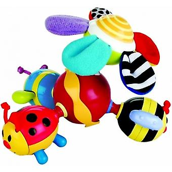 Nûby Juguete Mordedor Twisty Bugz (Babies and Children , Toys , Others)
