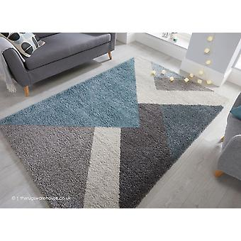 Zula blauw tapijt