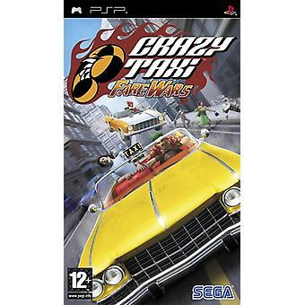 Crazy Taxi Fare Wars (PSP) - Uutena