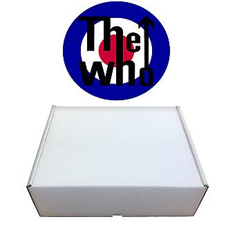 Official The Who Gift Set T Shirt Mug Merchandise Bundle Mens New Boxed