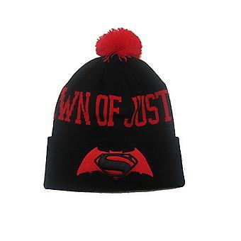 DC מקוריים באטמן Vs סופרמן הרשמי בובל כובע חדש
