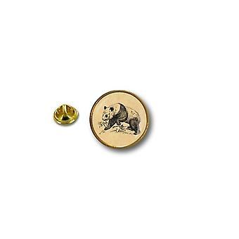 Pins Pin Badge Pin's Metal Broche Pince Papillon Drapeau Panda