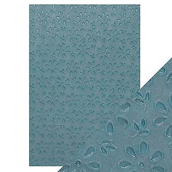 Tonic Studios Craft Perfect Handcrafted Cotton Paper - Dentelle Florale