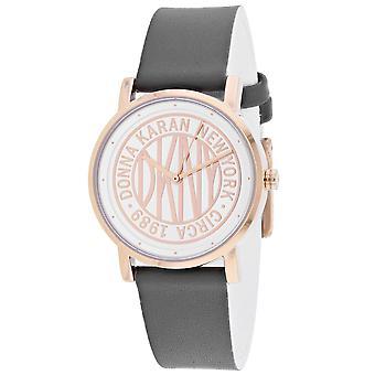 DKNY Women's Soho White Dial Watch - NY2764
