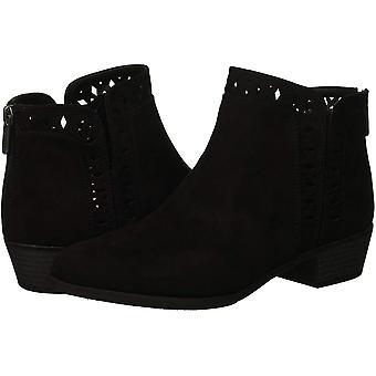 Indigo Rd. Womens Cadelen Fabric Closed Toe Ankle Fashion Boots