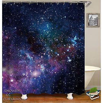 The Space Shower Curtain