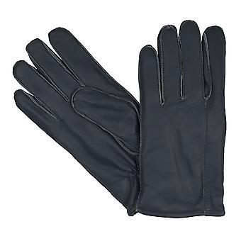 LLOYD Men's Gloves Gloves Goat Nappa Blue 8370