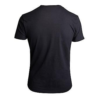 Gears of War tonale kleur blok T-shirt Male kleine zwart (TS777247GOW-S)