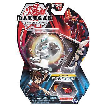 Core Bakugan 1 Pack 2 Inch Figure Haos Serpenteze