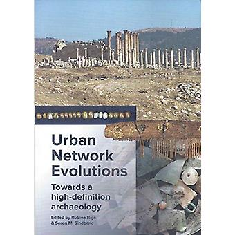 Urban Network Evolutions by Rubina Raja