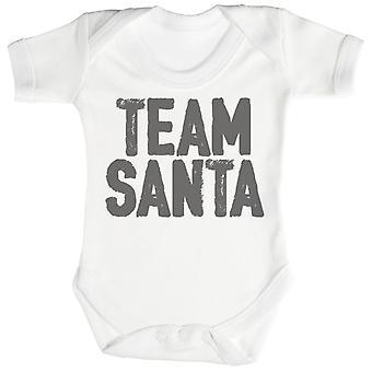 Squadra di Santa Baby Bodysuit / tutina