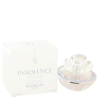 Insolence Eau Glacee (Icy Fragrance) Eau De Toilette Spray By Guerlain   502458 50 ml