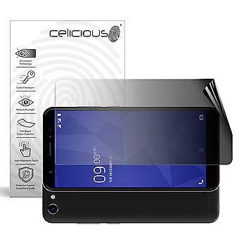 Celicious Privacy 2-Way Landscape Anti-Spy Filter Screen Protector Film Compatible with XOLO Era 4X