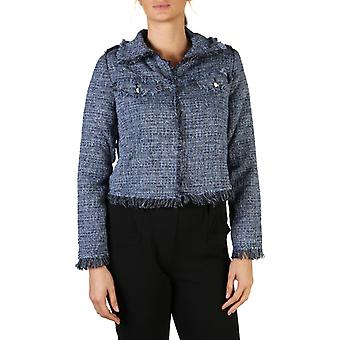 Guess women's jacket - w82n30, blue