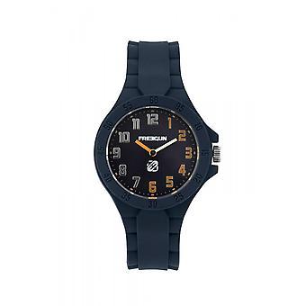 -Watch Freegun Ollie EE5254 child blue Silicone