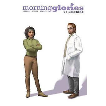 Morning Glories Volume 9 par Nick Spencer