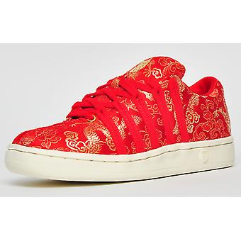 K Swiss Classic 88 Chinese New Year Ltd Edition Rouge / Or