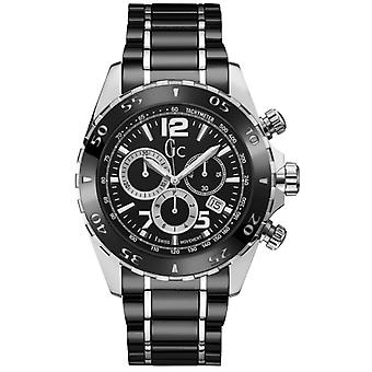Gc Guess Collection Y02015g2mf Sport Racer Men's Watch 45 Mm