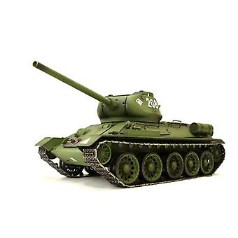 RC Tank Russian T-34/85 1:16 Heng Long, Smoke, Sound, Metal Gear