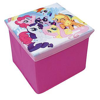 Mijn kleine Pony poef speelgoedwinkel