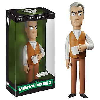 Seinfeld Mr. Peterman Vinyl Idolz