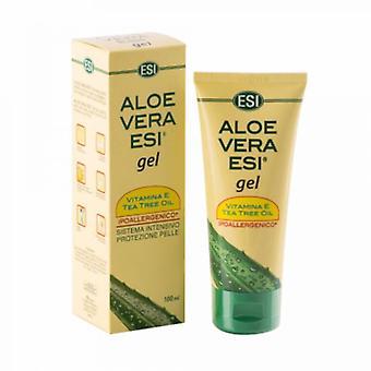 Trepatdiet Aloe Vera Gel with Tea Tree Oil 100 ml
