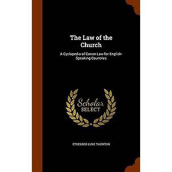 Ethelred Luke Taunton'dan Kilise Kanunu