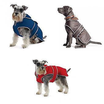 Ancol Muddy Paws Stormguard Reflective Dog Coat