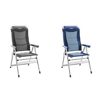 Sedia di Campeggio Brunner Kerry Slim in alluminio reclinabile