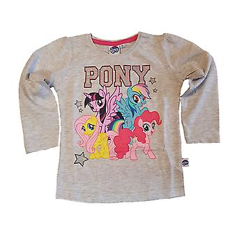 My little pony girls t-shirt long sleeve