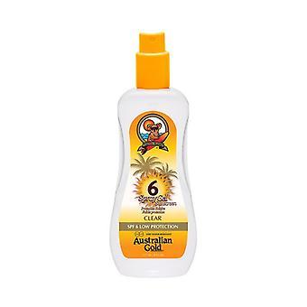 Spray Sun Protector Sunscreen Australian Gold Spf 6 (237 ml)