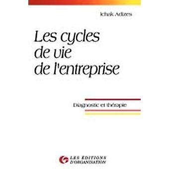 Corporate Lifecycles Franse editie door Adizes Ph.D. & Ichak