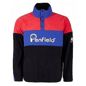 Penfield The Bear Pack Sharma Quarter Button Fleece