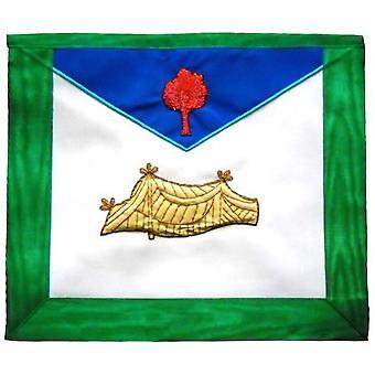 Masonic scottish rite masonic apron - aasr - 24th degree