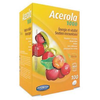 Ortho-nat Acerola 1000Mg.100Comp.