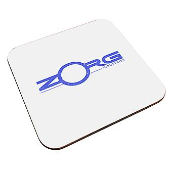 The Fifth Element Zorg Industries Logo Coaster