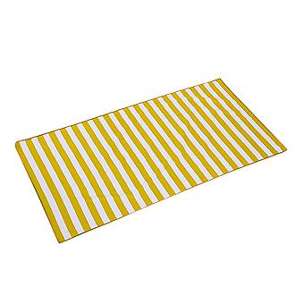 Double velours Stripes Beach Towel