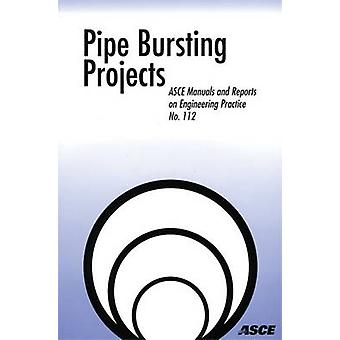 Pipe Bursting Projects by Mohammad Najafi - 9780784408827 Book