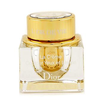 Christian Dior L'or De Vie La Creme For Eyes & Lips Contour - 15ml/0.5oz